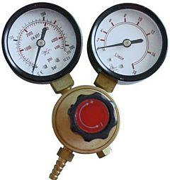 Koolzuur drukmeter/drukregelaar (voor biertapinstallaties)