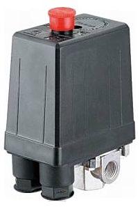 Drukschakelaar voor compressor 230V/4