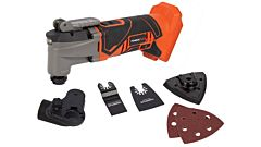 Oscillerende multitool 20v LI-ION Dual Power Powerplus (zonder accu)