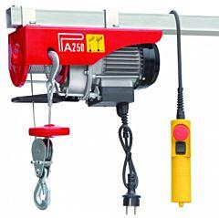Takel / hijsinrichting 125/250KG Elektrisch