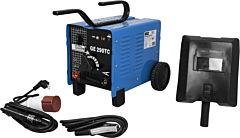 Elektroden lasapparaat Güde 230/400V (60-200 Amp)
