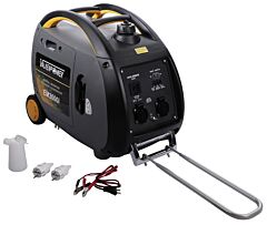Aggregaat / generator 3000W digitaal (met inverter)