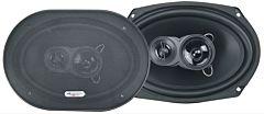 Speakerset (2 stuks) Excalibur X693 (500W ovaal)