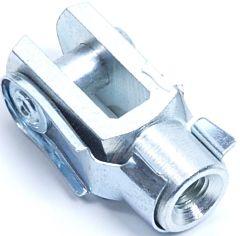 Gaffel M8 (16mm) voor remkabel