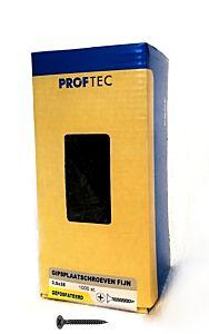 Proftec gipsplaatschroef fijn PH-2 3.5x35 (1000 stuks)