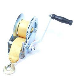 1Handlier met 6 meter band + haak (540KG)