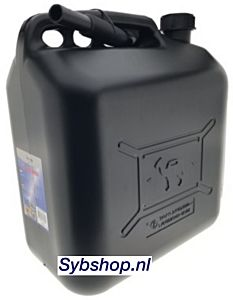 Jerrycan 20 liter kunststof