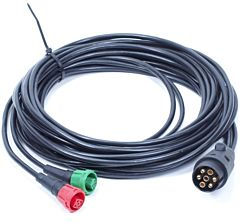 Achterlicht kabelset 6 meter