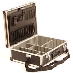 Aluminium koffer 460x330x150 mm