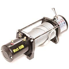 Bumperlier / autoambulancelier 24 volt 8500LBS (3863KG Trekkracht)