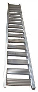 Oprijplaat Aluminium 2500KG / 3.5MTR (1 stuk)