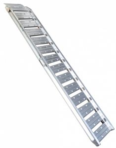 Oprijplaat aluminium 500kg (1 stuk)