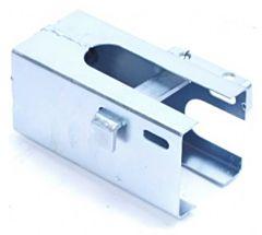 Disselslot / overdekslot kokermodel aanhangwagen
