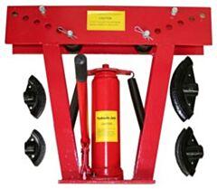 Pijpenbuiger / buigapparaat 12T hydraulisch