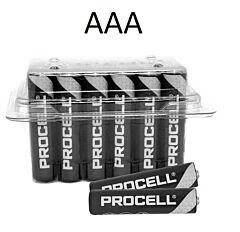 Batterij Duracell Procell industrial 1,5V AA XL verpakking 24 stk