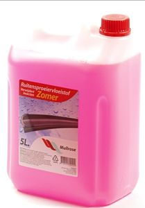 Ruitschoon / ruitensproeivloeistof 5LTR (zomer)
