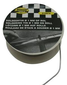 Soldeertin 1mm op rol