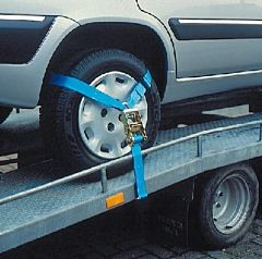 Driehoeksmodel spanband voor auto-ambulances