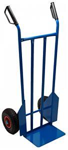 Steekwagen blauw 200KG