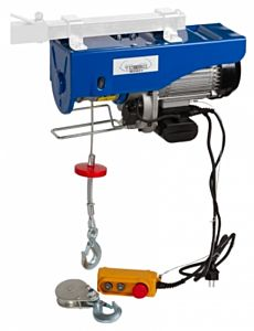 Elektrische takel / hijsinrichting 500/990KG 230V