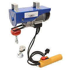 Elektrische takel / hijsinrichting 150 / 300kg 230V