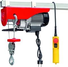 Elektrische takel / hijsinrichting 500/1000KG 230V