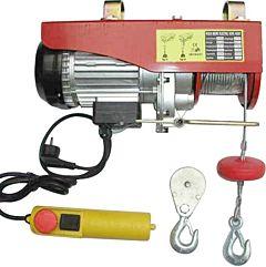 Takel / hijsinrichting 250/500KG Elektrisch