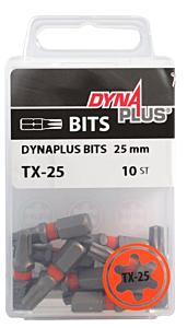 Dynaplus schroefbit TX25 25mm - 10 stuks