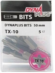 Dynaplus schroefbit TX10 50mm - 10 stuks