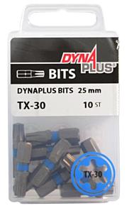 Dynaplus schroefbit TX30 25mm - 10 stuks