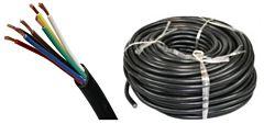 Verlichtingskabel 7 polig (Rol 50 meter)