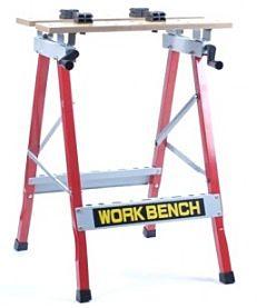 Werkbank / workmate 80cm verstelbaar