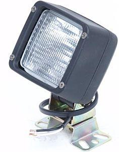 Werklamp vierkant 108x100x85 mm 12V