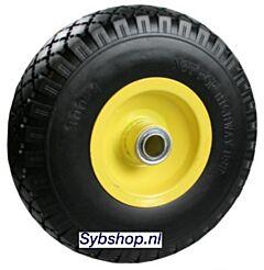 Steekwagenwiel / bolderwagenwiel Anti-lek (massief)