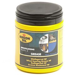 Wiellagervet Kroon Oil pot 600 gr.