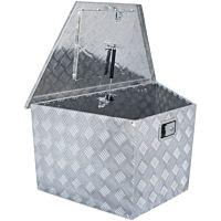 Disselbak / Aluminium kist t.b.v dissel aanhangwagen