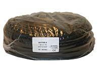 Stroomkabel / Stroomsnoer 3x1.0 Neopreen - 100 MTR (rol)
