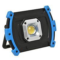 LED Werklamp / bouwlamp oplaadbaar 10W-1000 lumen