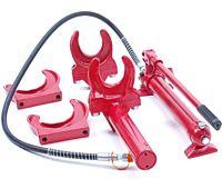 Veerklemset / verenspanner schokbrekers 1 Ton hydraulisch