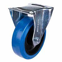Bokwiel heavy 160mm blauw model