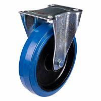 Bokwiel heavy 200mm blauw model