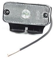 Breedtelamp LED rechthoek Radex