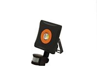 LED schijnwerper met bewegingssensor 10W