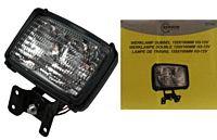 Werklamp dubbel 155X100 MM H3-12V